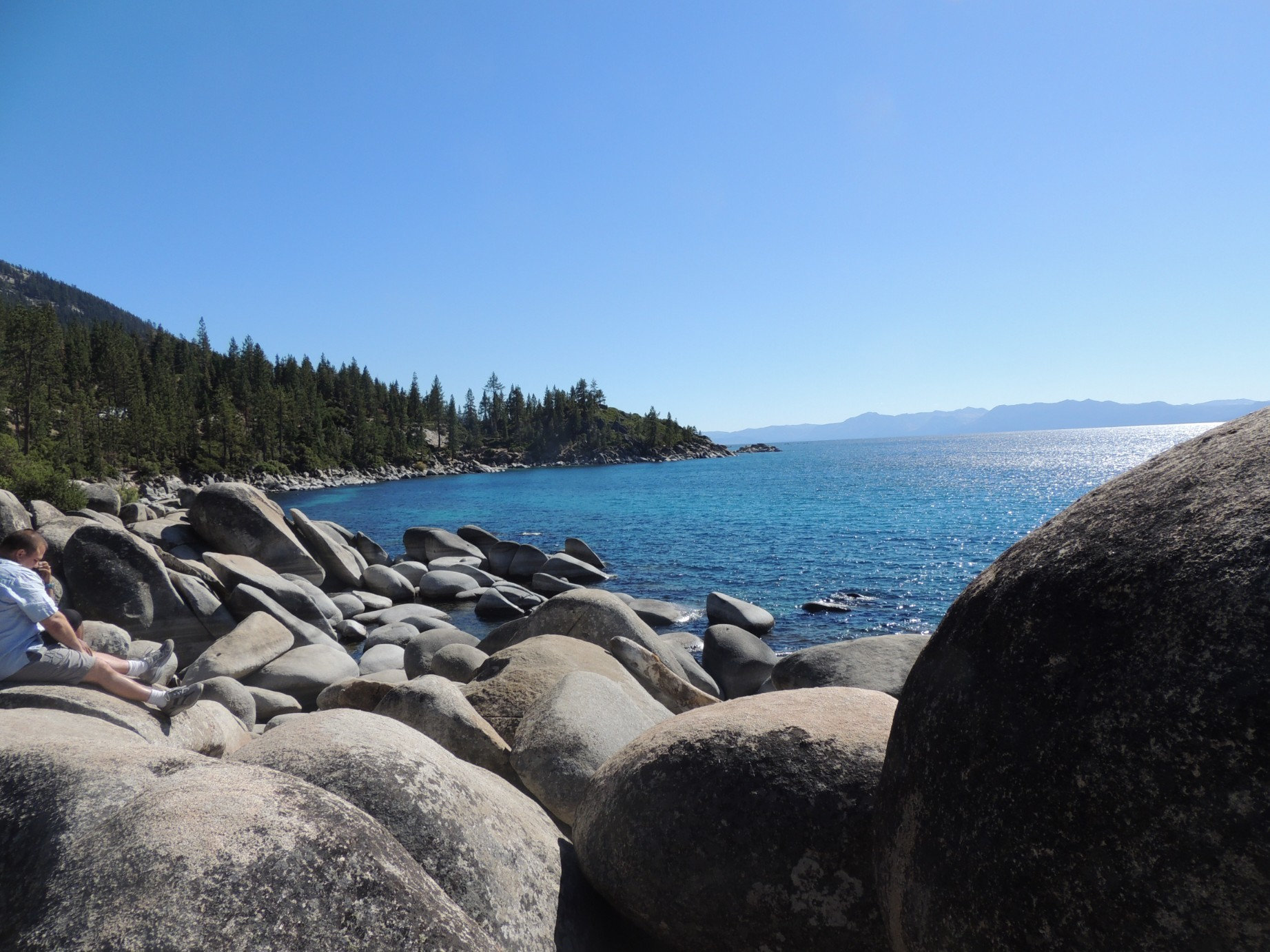 Lake Tahoe - Yosemite National Park 2015